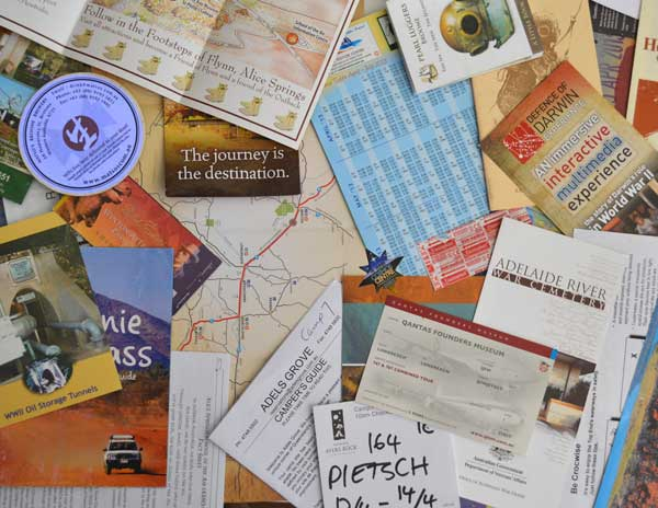Journal of Travel Ephemera
